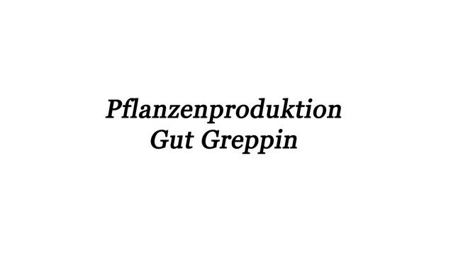 PflanzenproduktionGutGreppin